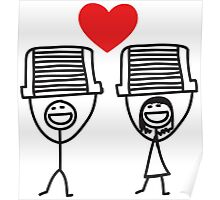 The intercooler couple Poster