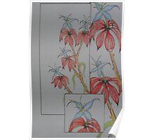 fantasy flower2 Poster