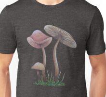 Simple Mushrooms  Unisex T-Shirt