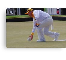 M.B.A. Bowler no. b042 Canvas Print