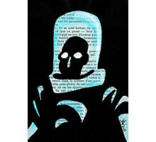 Mr Freeze Photographic Print