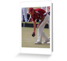 M.B.A. Bowler no. b047 Greeting Card