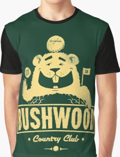Bushwood (Light) Graphic T-Shirt