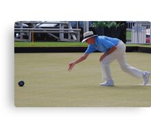 M.B.A. Bowler no. b060 Canvas Print