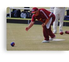 M.B.A. Bowler no. b098 Canvas Print