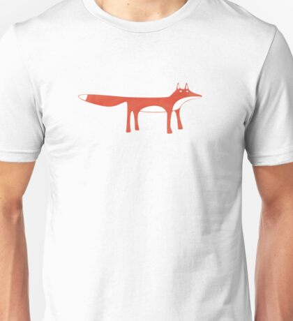 Mr. Fox Unisex T-Shirt