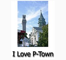 I Love P-Town Unisex T-Shirt