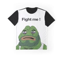 Fat Pepe Graphic T-Shirt