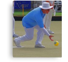 M.B.A. Bowler no. b132 Canvas Print
