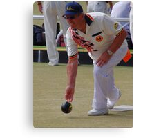 M.B.A. Bowler no. b138 Canvas Print