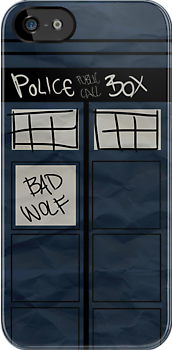 bad wolf by KanaHyde