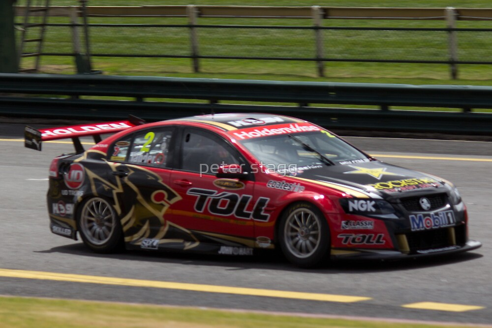 # 2 Garth Tander by peter stagg