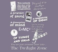 The Twilight Zone by Paul Mitchell