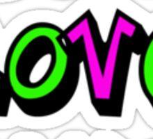 Learn Love Live Sticker