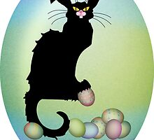 Le Chat Noir - Easter by Gravityx9