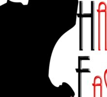 Le Chat Noir - Easter Sticker