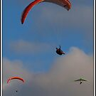 Parasailing near Canberra. by shortshooter-Al