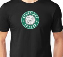 Starfleet Coffee Command Blend Unisex T-Shirt