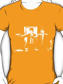 Pulp Fiction Laurel and Hardy T-Shirt