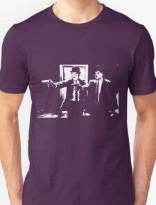 Pulp Fiction Laurel and Hardy Unisex T-Shirt