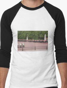 Trooping The Colour Men's Baseball ¾ T-Shirt