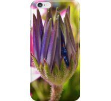 Macro Flower  iPhone Case/Skin