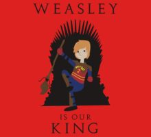 Weasley Is Our King 2 by pirateprincess