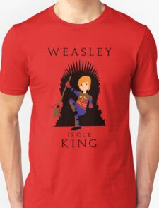 Weasley Is Our King 2 Unisex T-Shirt