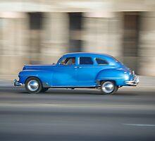 The Malecon, Havana. by Andy Kilmartin