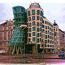 The Dancing House by Aase
