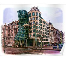 The Dancing House Poster