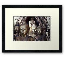 Kengtung Framed Print