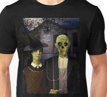 American Gothic Halloween Unisex T-Shirt