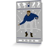 Drake Hotline Bling Pixelated Greeting Card