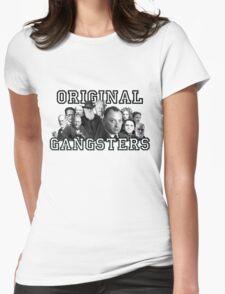 Original Gangsters Womens Fitted T-Shirt