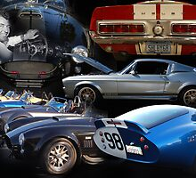 Carroll Shelby Tribute by WildBillPho