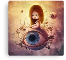 Big Brother Canvas Print