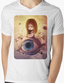 Big Brother Mens V-Neck T-Shirt