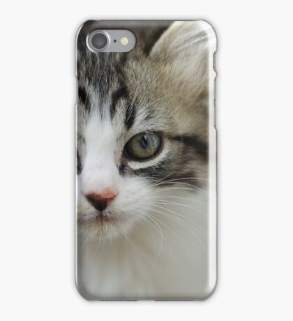 What did I do?  iPhone Case/Skin