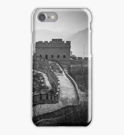 Great Wall - China iPhone Case/Skin