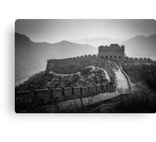 Great Wall - China Canvas Print