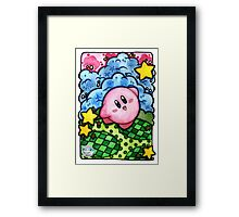 Poyo!!! Framed Print