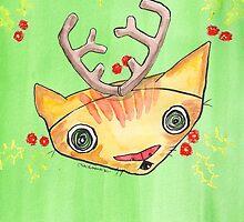 """""""Oro?"""" Reindeer by mikilorenak"""
