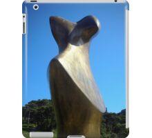 Henry Moore Sculpture iPad Case/Skin
