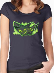 Fish Food Women's Fitted Scoop T-Shirt