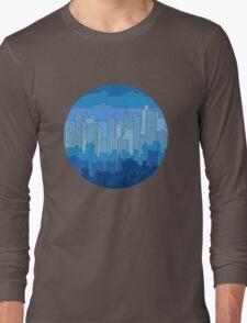 Rainbow urban Long Sleeve T-Shirt