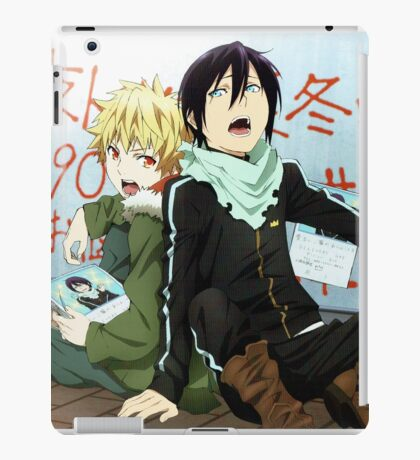 Yato and Yukine iPad Case/Skin
