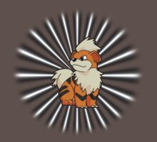 Growlithe! by ruckus666