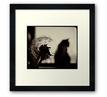 moments Framed Print