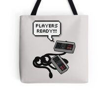 Lets play videogames Tote Bag